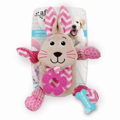 puppy knuffel konijn