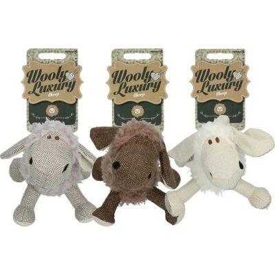 Wooly Luxury Sheep