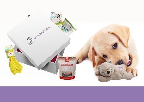 hondenknuffels puppy pakket 1
