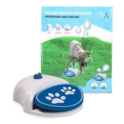 Waterfontijn hond verkoeling